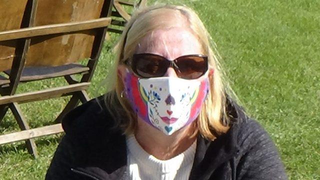 Cool Mask!